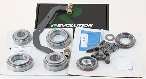 Revolution D60 Master Overhaul Kit (2 Pinion Seals)